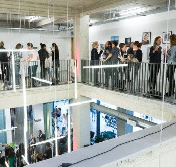 Helmut Newton Opening: Foam X Spaces