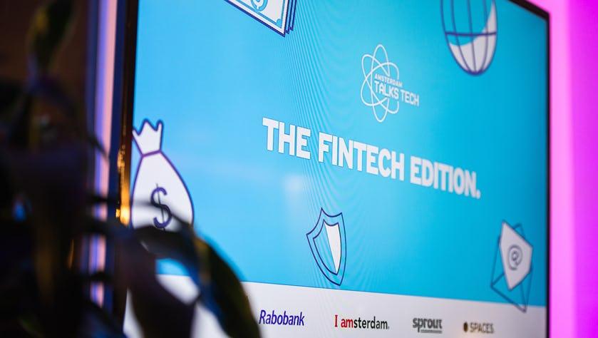 Amsterdam Talks Tech - The Fintech Edition