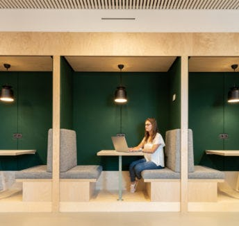 How coworking works at Spaces? Safe, sound and shared.