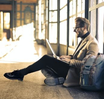Five facts about the future of business travel