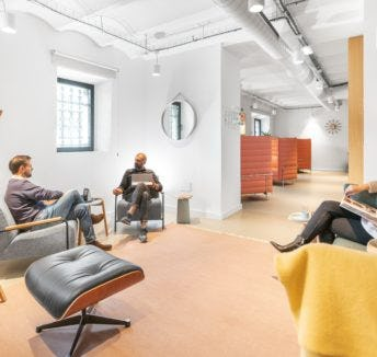 How a network of offices helps employees feel comfortable at work