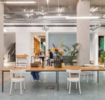 How do you design a workplace that people want to be in?