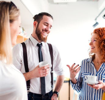 How to reconnect with your colleagues